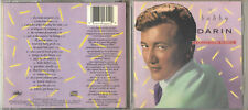 BOBBY DARIN / THE CAPITOL COLLECTOR'S SERIES / 1989 CD ALBUM  (US Release)