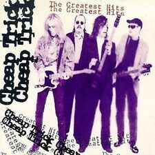 CHEAP TRICK - THE GREATEST HITS - 13 TRACK MUSIC CD - LIKE NEW - E687