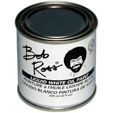 Weber R62-07 Bob Ross Oil Paint 236ml White