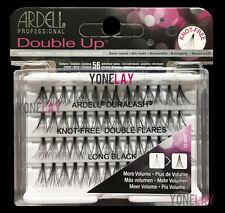 Lot 10 - ARDELL Eyelashes Individual Flare Lashes Knot Free Double Flares Long