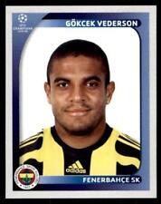 Panini Champions League 2008-2009 - Fenerbahçe SK Gökcek Vederson No.271