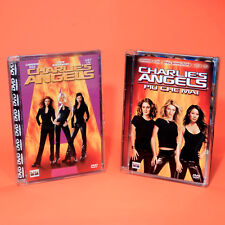 CHARLIE'S ANGELS 1 e PIU' CHE MAI - 2 DVD SUPER JEWEL BOX Cameron Diaz Lucy Liu