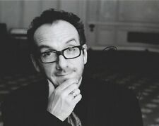 Elvis Costello - Signed 8x10 Photo Autograph World COA