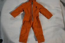 "1970 Vintage Hasbro GI Joe 12"" 1/6 scale Air Adventurer Flight Jump Suit VJ-006"