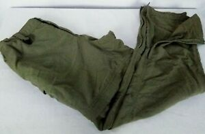 Columbia GRT Omni-Dry Olive Green Pants Womens Large
