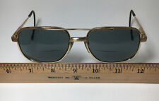 Vintage Luxottica Sunglasses Italy Frames 150-54-17 With Case