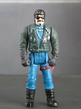 SLY RAX 1985 M.A.S.K. Vtg Kenner Action Figure Toy Piranha Motorycycle Driver