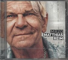 MATTHIAS REIM / MR20 - CD 2019 * NEU *