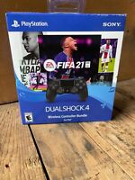EA Sports FIFA 21 with Dualshock4 Wireless Controller - PlayStation 4 - sealed