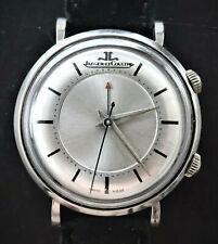 Jaeger LeCoultre Memovox Alarm Vintage Classique Elegant Men's Watch from 1960's