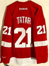 Reebok Premier NHL Jersey Detroit Redwings Tomas Tatar Red sz 2X