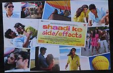 Lobby card bollywood  MovieShaadi Ke Side Effects (2014) Actress Vidya Balan