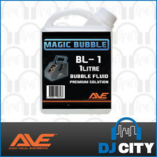 BF-1L 1 Litre Bubble Machine Fluid Liquid Bubble fluid