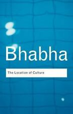 The Location of Culture (Routledge Classics), Bhabha, Homi K., Good Book
