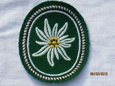 bw-verbandsabz. 1. gebirgsdivision, GARMISCH PARTENKIRCHEN
