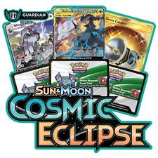 50x Sun And Moon Cosmic Eclipse Pokemon TCGO PTCGO TCG Online Codes Sent Fast
