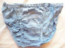Jockey String Bikini Brief Discontinued Underwear Men's Size 100% Cotton
