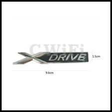 EMBLEMA PARA BMW XDRIVE LETRAS 3D AUTOADHESIVO - X DRIVE X1 X3 X5 X6 M3 LOGO