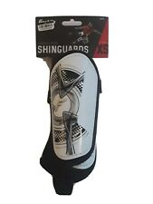 Franklin Soccer Competition Protective Shin Guards Youth Xs up to 4' Tall New