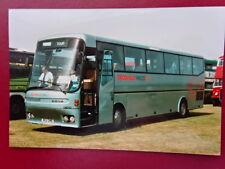 PHOTO  CROSVILLE BOVA FHD12-280 BUS CBD62 REG B62 DMB AT BRISTOL 1987