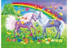 Ravensburger Rainbow Horses 2 x 24 Piece Jigsaw Puzzles RB09193-5