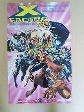 X-Factor - Mutant Genesis Promotional Poster
