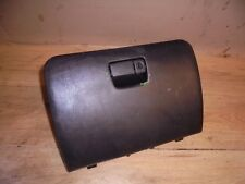 SUBARU LEGACY 1998 BLACK GLOVE BOX