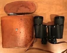 Vintage Tasco 10 x 50 mm  no 64040  Binoculars Fully Coated Optics with case