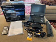 Portable DVD Player TFT-LCD Polaroid PDM-0822BD Swivel Display W Box (CW)
