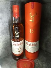 "Neu Glenfiddich 12 Jahre ""Triple Oak"" Single Malt Whisky 40% Abv 700ml"
