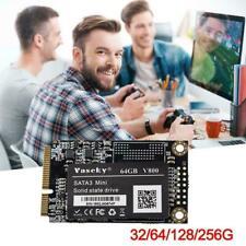 1.8 inch mSATA3 SSD Solid State Drive Hard Disk 32G/64G/ 128G/256G V7S4