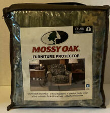 """Mossy Oak Brand New Multi-Color Furniture Protector For A Chair. Size: 65x75.5"""""""