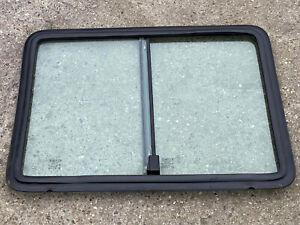 Fiat Doblo 223 Bj2004 Seitenscheibe Schiebefenster Tür Fenster Scheibe Links