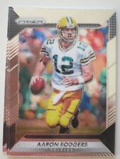 AARON RODGERS  - Panini PRIZM Football 2016 #89 (Green Bay PACKERS)