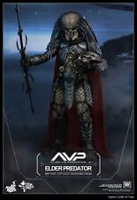 1/6 HotToys AVP Alien VS Predator - Elder Predator 2.0 Collectible Action Figure
