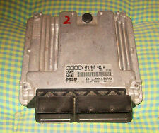 Motorsteuergerät Audi A6(4F) 2.7 TDI V6 BPP 4F2910401/4F0907401A EDC16CP
