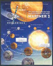 MOZAMBIQUE 2012 NASA MARINER 2 50TH ANNIVERSARY OF LAUNCH SOUVENIR SHEET