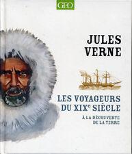 livre d'art : jules verne : les voyageurs du 19 e siècle