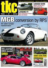 tkc Track/Kit/Custom Magazine CARS 11/12 2013 MGB conversion by RPS | DINO @NEW@
