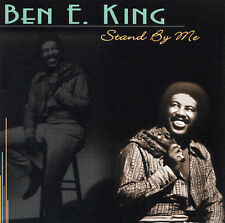 """Ben E King - """"Stand By Me"""" (CD, 2002)w/ Spanish Harlem, Seven Letters and MORE!"""