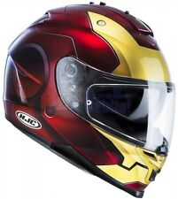 CASCO HELMET HELM CAPACETE HJC INTEGRALE IS17 IRONMAN IRON MAN MEN MC1 TG XXL