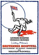Britannia Hospital - Leonard Rossiter Region 1 DVD