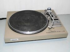 VINTAGE PIONEER PL-540 TURNTABLE QUARTZ-PLL RECORD PLAYER JAPAN