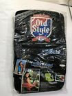 old style beer seat portable backpack folding recliner arm rests