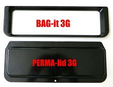 BAG-it 3G & PERMA-lid for Littermaid 3rd Edition receptacles - an end to buying!