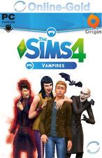 Les Sims 4 Vampires Expansion DLC - Téléchargement PC MAC - Code EA Origin - FR
