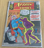 Action Comics #340 August 1966 First Appearance Of Parasite,Very Good & Bagged*