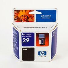 Genuine HP 29 Black Ink 51629A Deskjet 600c 660c 680c 690c 694c 695c 693c 670