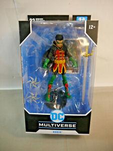 DC Multiverse Robin McFarlane 18 cm KAL