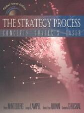 The Strategy Process: Concepts, Context, Cases (4th Edition) by Mintzberg, Henry
